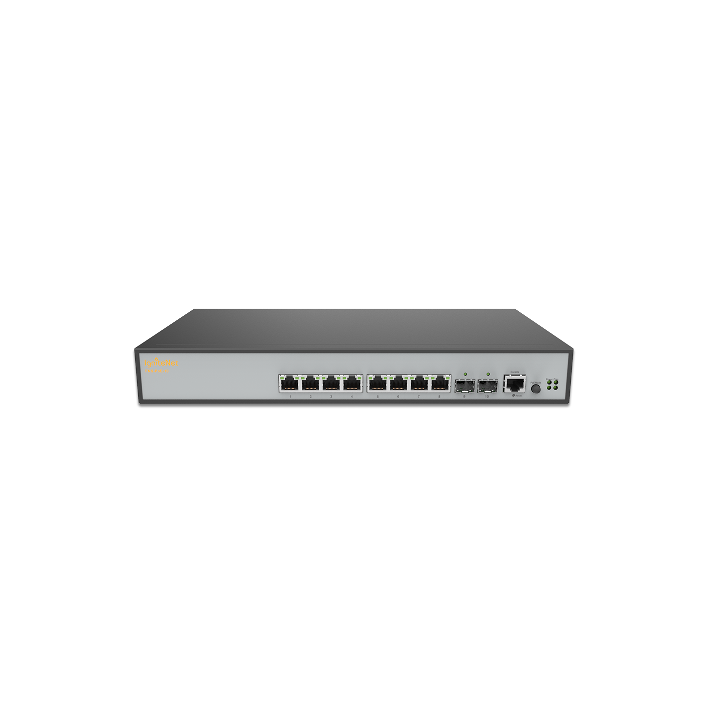 FusionSwitch™ PoE