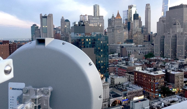 MetroLinq™ 60GHz Wireless PTP/PTMP | IgniteNet